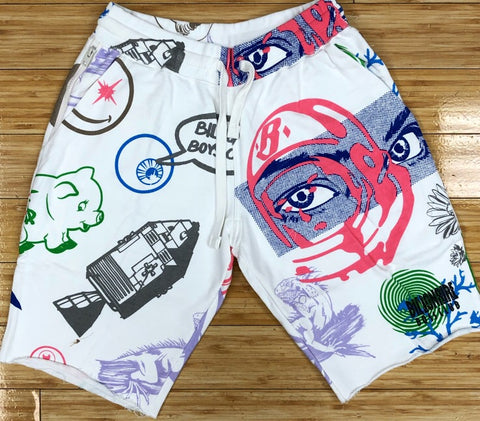Billionaire boys club- bb cortex shorts