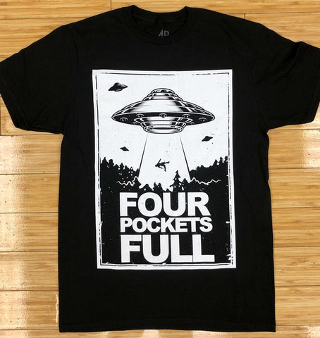 4PF- out of this world ss tee