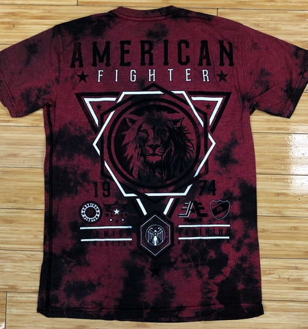 American fighter- lowden ss tee