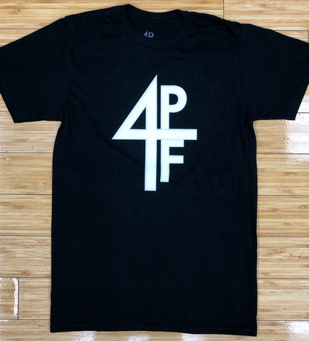 4PF- chenille patch ss tee