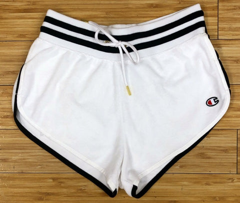 Champion- terry cloth shorts (women)
