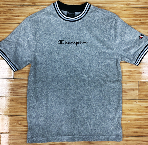 Champion- terry ss top