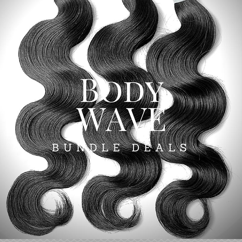 7A Brazilian Body Wave Bundle Deals