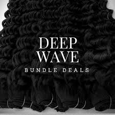 8A Brazilian Deep  Wave Bundle Deals