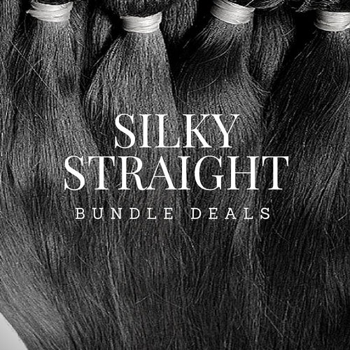 7A Brazilian Silky Straight Bundle Deals