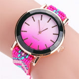 Montre quartz pour femme - TECH AND CASH