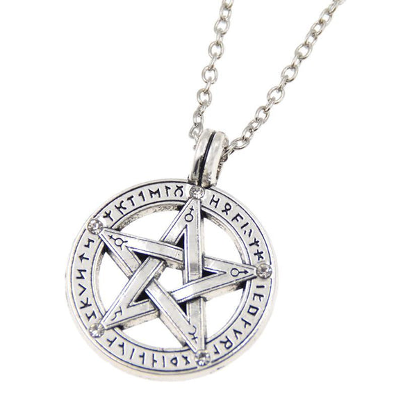 Pentacle de protection - TECH AND CASH