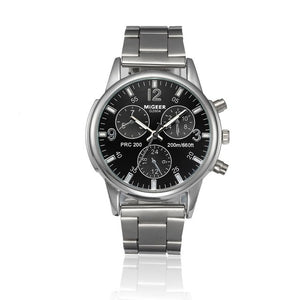 Montre homme Quartz - TECH AND CASH