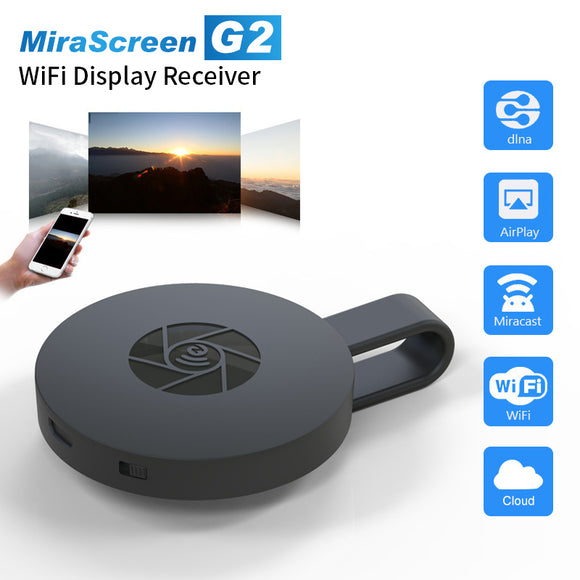 Clé TV MiraScreen G2 / L7 pour Google Chromecast 2 HDMI - TECH AND CASH