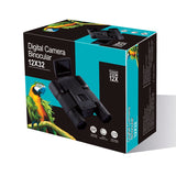 Jumelles LCD HD 720P en enregistrement. Zoom 12x32 DVR photo vidéo. - TECH AND CASH