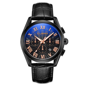 Montre d'Affaires Quartz Style business - TECH AND CASH