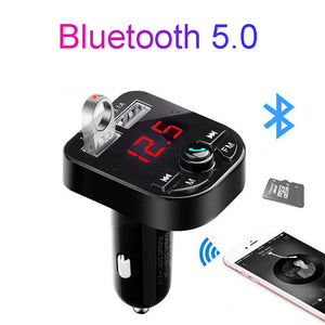 Kit Mains Libres Bluetooth  FM MP3