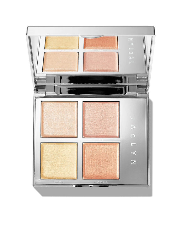 JACLYN COSMETICS - ACCENT LIGHT HIGHLIGHTER PALETTE