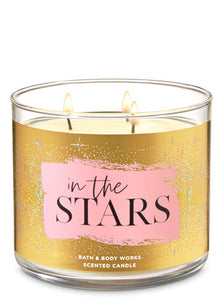 Bath & Body Works - IN THE STARS | 3-Wick Candle