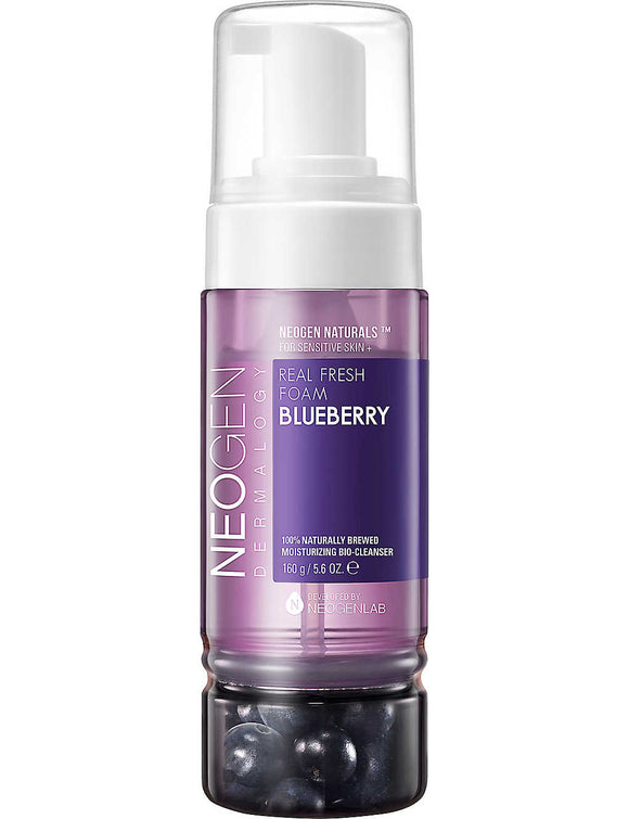 NEOGEN - Dermalogy real fresh foam blueberry cleanser