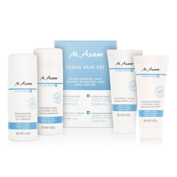 M. ASAM - CLEAR SKIN Set