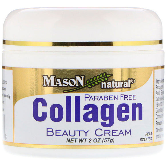 Mason Natural - Collagen Beauty Cream