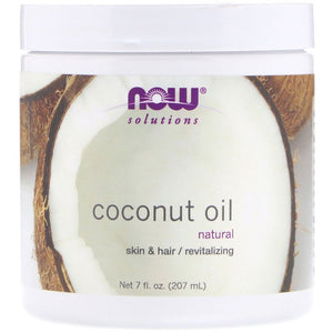 Now Foods Solutions - Coconut Oil