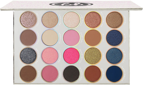 BH COSMETICS - FAIRY LIGHTS 20 COLOR SHADOW PALETTE