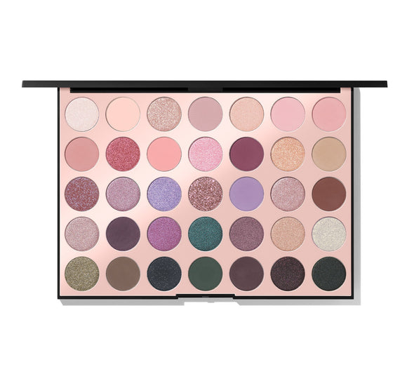 MORPHE - Everyday Chic artistry eyeshadow palette