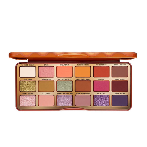 TOO FACED - Pumpkin Spice Palette