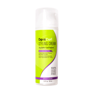 DevaCurl - Styling Cream, Touchable Curl Definer, Define & Control