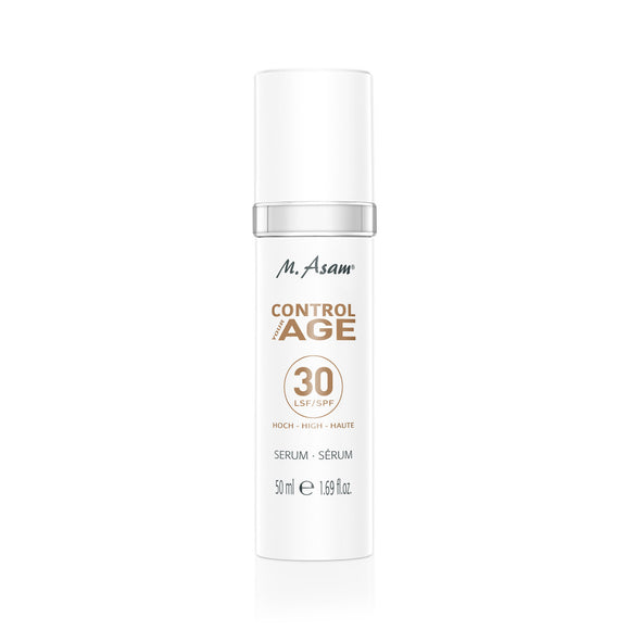 M. Asam - CONTROL YOUR AGE Serum with spf30