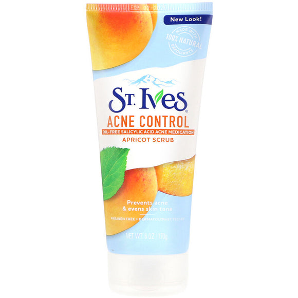 St. Ives - Apricot Scrub Acne Control