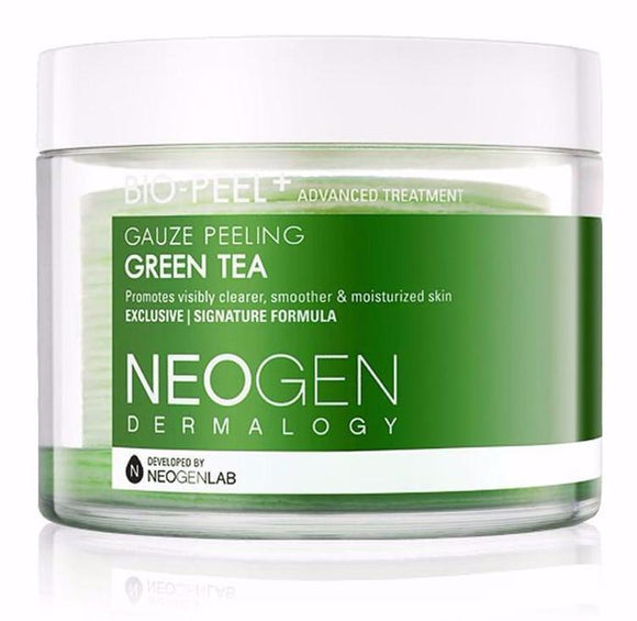 NEOGEN - Dermalogy gentle gauze peeling green tea