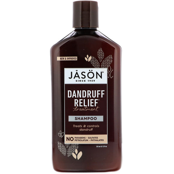 Jason Natural - Dandruff Relief Treatment Shampoo