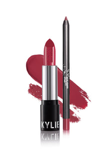 Kylie Cosmetics - FALL IN LOVE LIPSTICK KIT