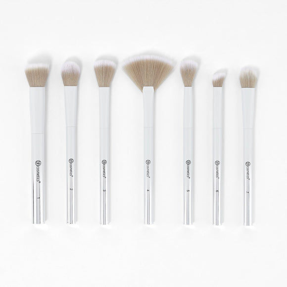 BH COSMETICS - HIGHLIGHTING ESSENTIALS BRUSH SET