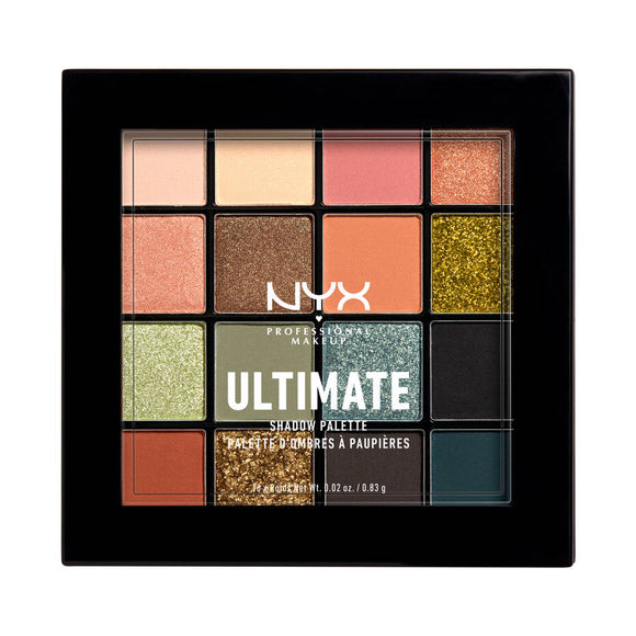 NYX - ULTIMATE UTOPIA ULTIMATE SHADOW PALETTE