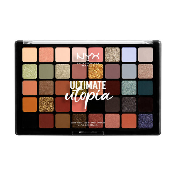 NYX - ULTIMATE UTOPIA SHADOW PALETTE