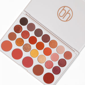 BH COSMETICS - NOUVEAU NEUTRALS 26 COLOR SHADOW & BLUSH PALETTE