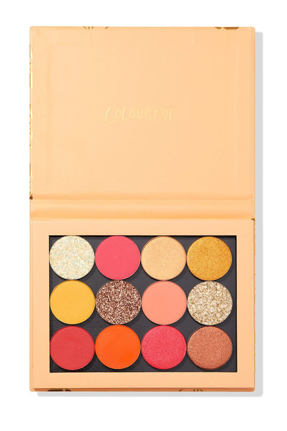 ColourPop - SPICY MAMI Palette