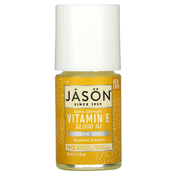 Jason Natural - Vitamin E Skin Oil, 32,000 I.U.