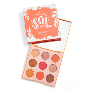 ColourPop - sol shadow palette
