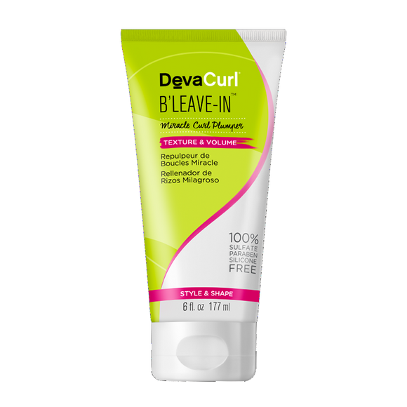 DevaCurl - B'Leave-In, Miracle Curl Plumper, Texture & Volume