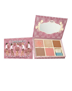 BENEFIT - Cheekleaders Bronze Squad - Highlight, Contour & Bronze Palette