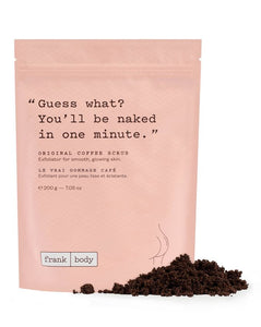 FRANK BODY - COFFEE SCRUB