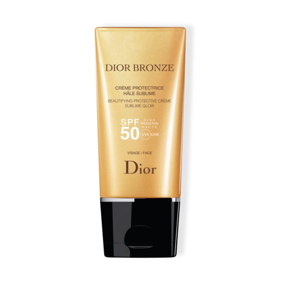 DIOR - Beautifying Protective Creme Sublime Glow SPF 50