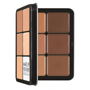 MAKE UP FOR EVER - ULTRA HD FOUNDATION PALETTE - INVISIBLE COVER