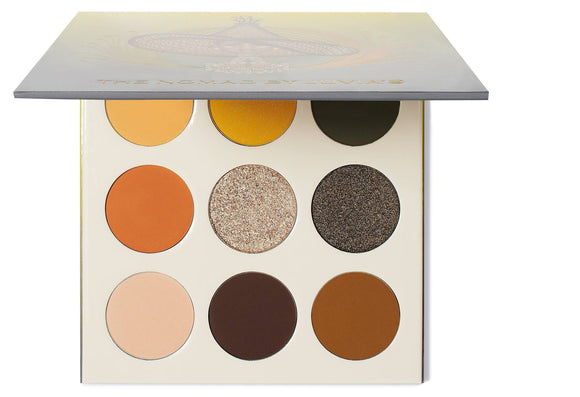 JUVIA'S PLACE - THE NOMAD PALETTE