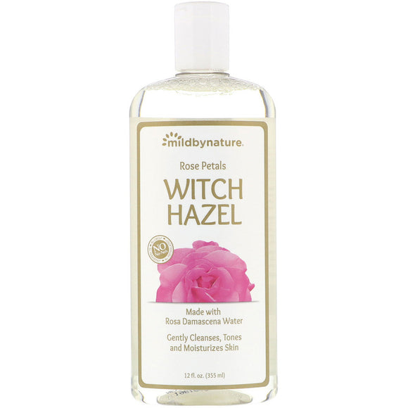 Mild By Nature - Rose Petals Witch Hazel toner