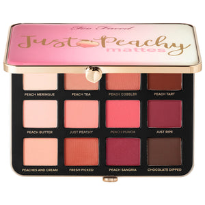 TOO FACED - Just Peachy eyeshadow palette