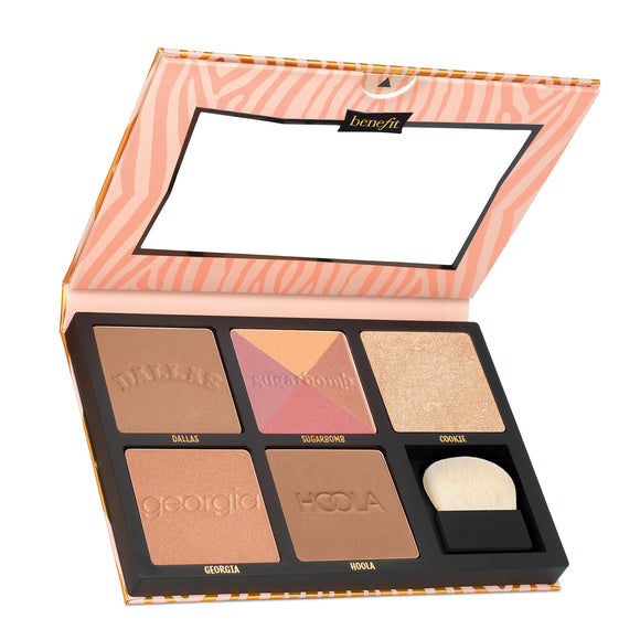BENEFIT - Cheek Stars Reunion Tour palette