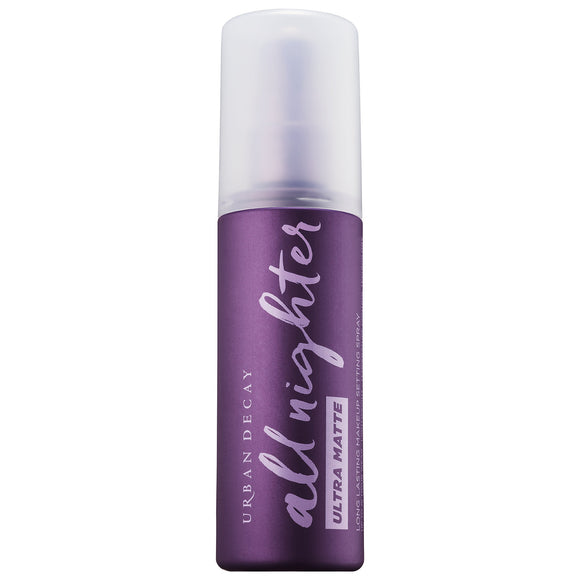 URBAN DECAY - All Nighter Ultra Matte makeup setting spray
