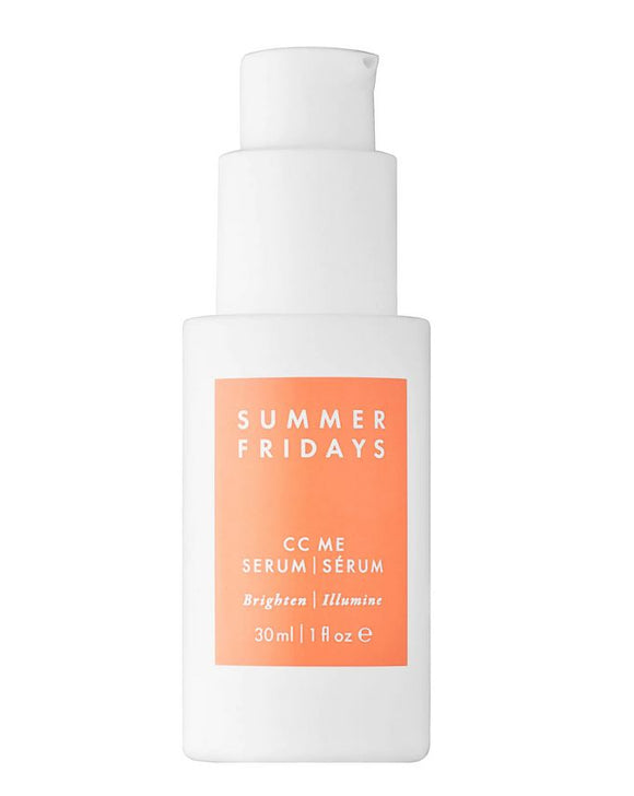 SUMMER FRIDAYS - CC Me Serum