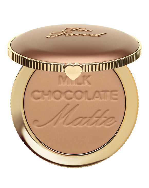 TOO FACED - Milk Chocolate Soleil matte bronzer